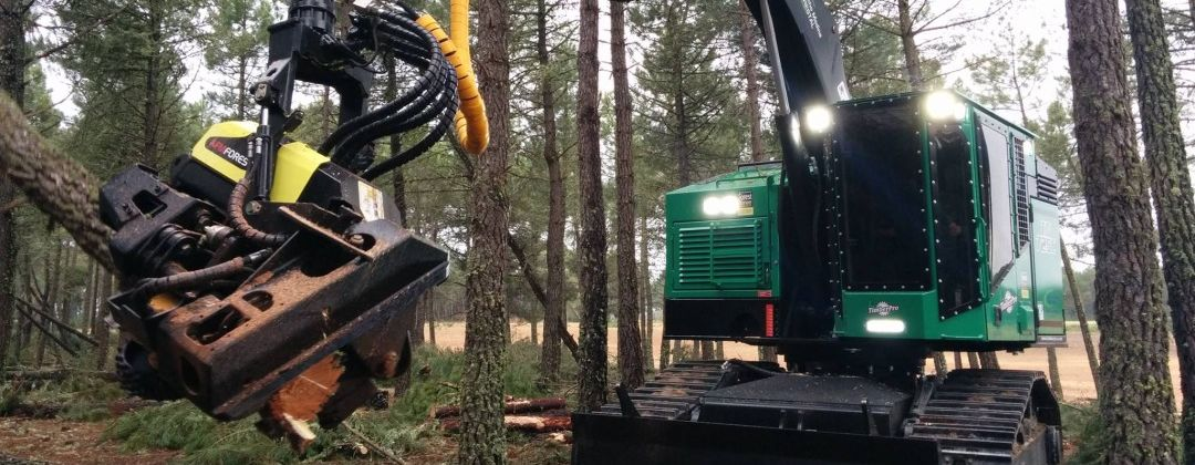 AFM solutions for productive timber logging
