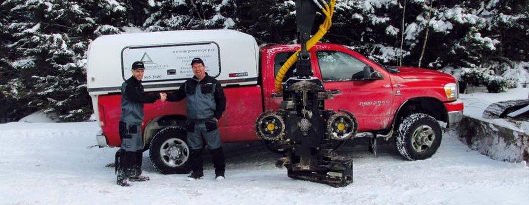 M-C Power Equipment - AFM dealer in Canada, Novascotia